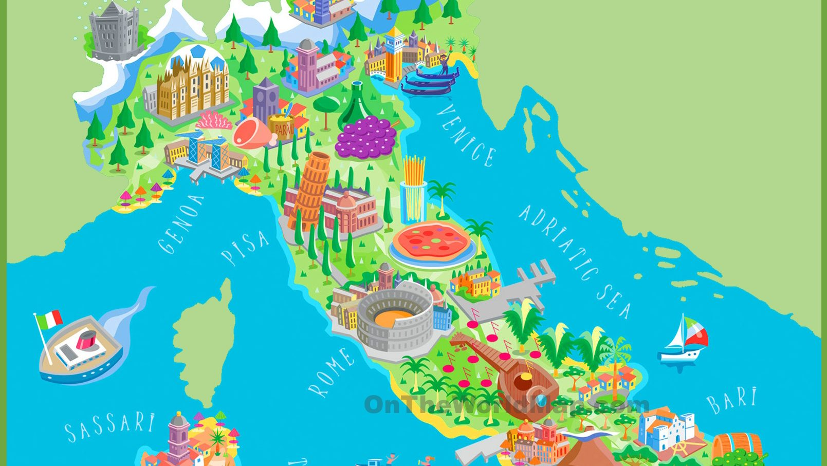 italy-maps-of-new-world-map – Braia Villas